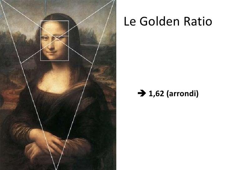 Exemple de « Golden Ratio »