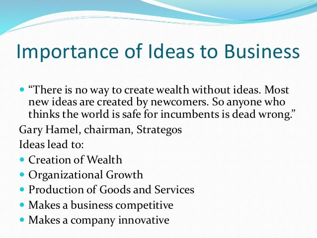 The importance of business growth strategies essay
