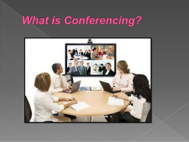 Techniques for global sourcing through conferencing Slide 2