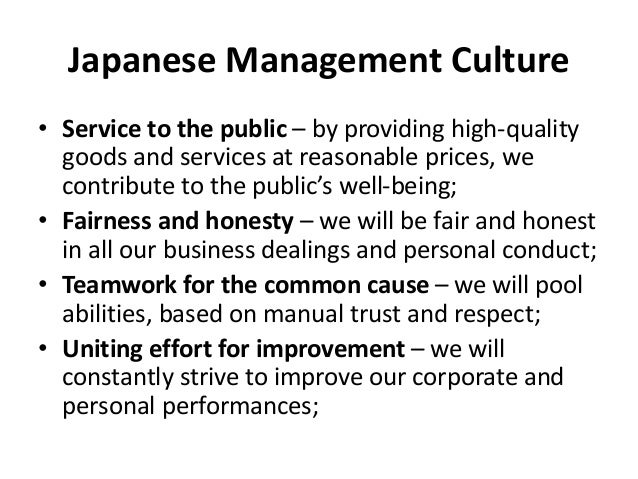 japanese management With over 20 years' experience in niseko resort operations & 12 years in property management, skijapan's focus is on providing outstanding services – across our.