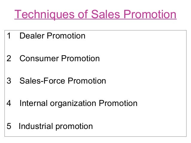 sale promotion techniques techniques-of-sales-promotion-13-638.jpg?cb=1415855811