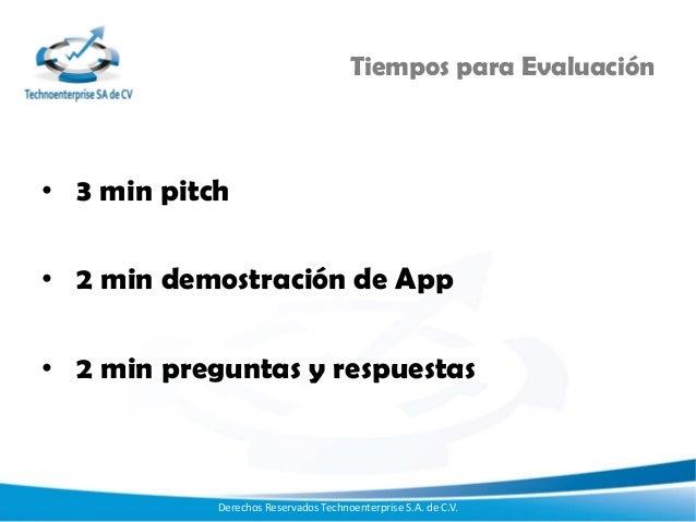 Technoenterprise template apporta Slide 3