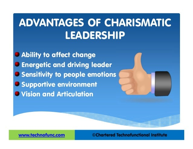 leadership and charismatic leaders