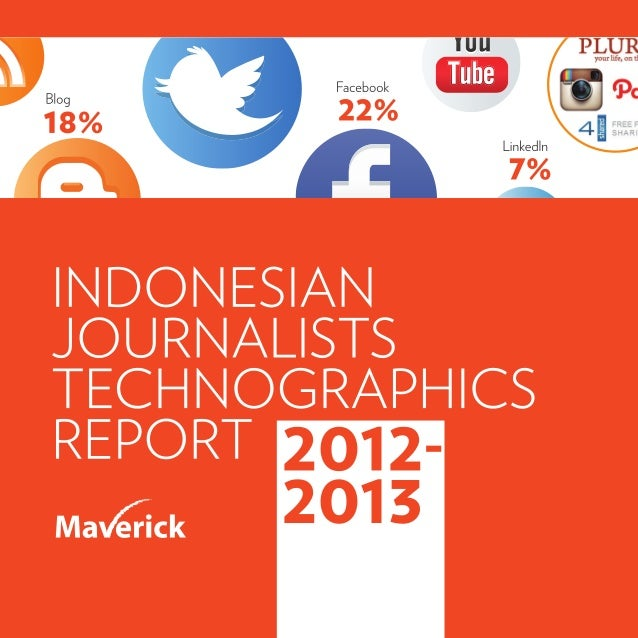 TABLE OF CONTENTPART 1 HOW INDONESIAN JOURNALISTS USE THE INTERNET  04PART 2 HOW INDONESIAN JOURNALISTS FIND INFORMA...