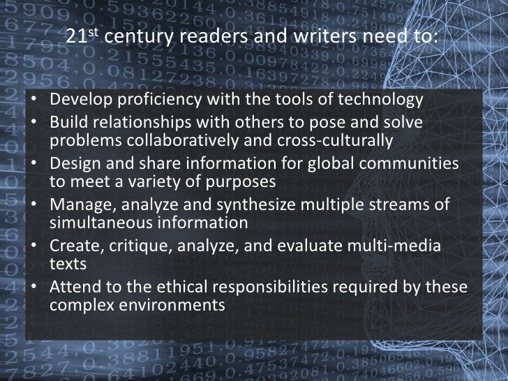 how can a media literate person meet the challenges of 21st century