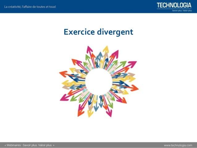 Exercice convergent