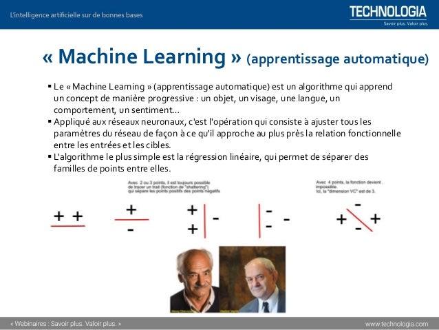 Apprentissage supervisé ▪ S'applique aux deux formes d'apprentissage, automatique et profond. ▪ 2 phases : ▪ Découverte (e...