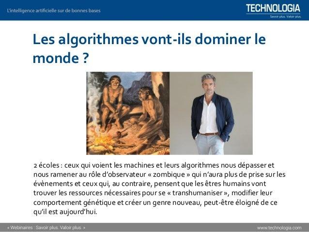 ▪ L'idée que prônent certains scientifiques est que l'IA n'a pas besoin de nous être supérieure au sens intelligence du te...