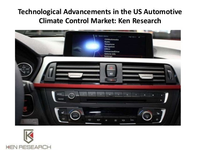 Technological Advancements in the US Automotive Climate Control Market: Ken Research