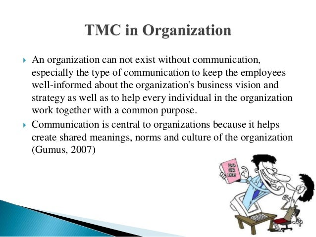computer mediated communication in organizations Revealing knowledge networks from computer mediated communication in organizations abstract in today's knowledge driven economy, knowledge is considered to be the key factor in defining the.