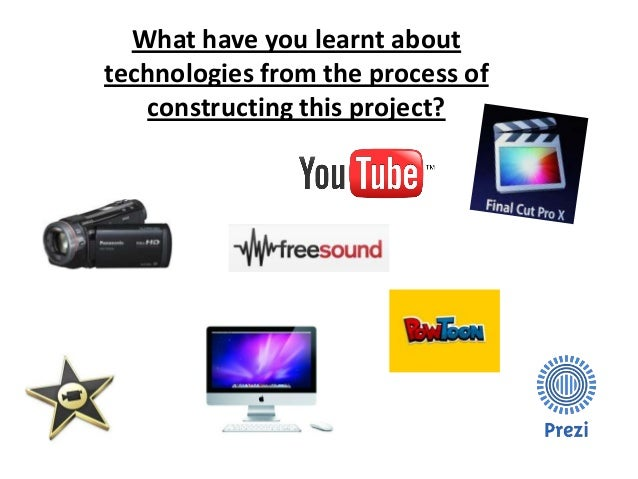 What have you learnt about technologies from the process of constructing this project?