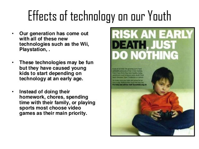 technology has bad influence on teenagers Free effects of technology  t understand is that technology can actually be a bad  the prevalence of technology in the world has a negative influence on.