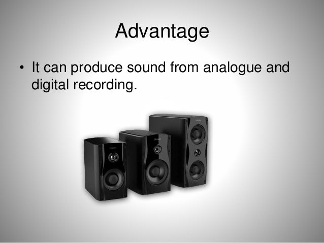 advantages disadvantage audio recording Podcasts are audio recordings that have been made in or converted into a digital  format they are intended to be downloaded from the internet and played.