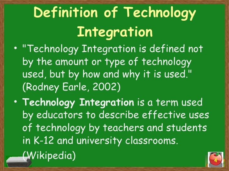 Definition of Technology