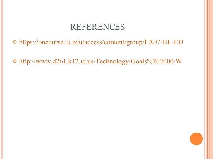 Technology Integration vs. Technology Use slideshare - 웹