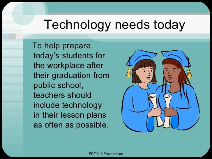 Technology Presentation Slide 2