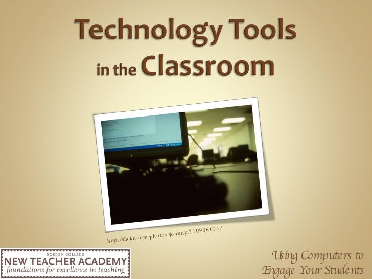 Using Computers to Engage Your Students http://flickr.com/photos/jonnny/110936654/