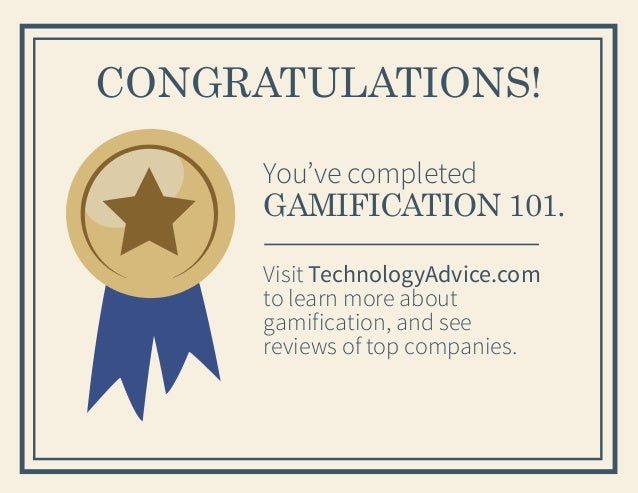 Gamification 101 Learn The Basics Of Gamification Strategy