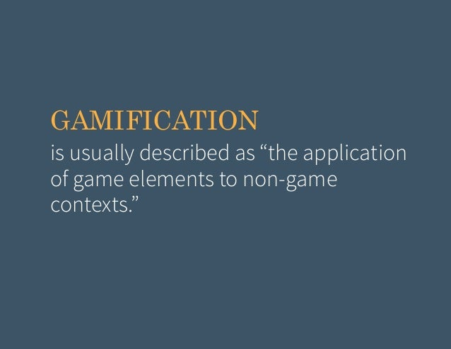 Gamification 101: Learn the Basics of Gamification Strategy Slide 3
