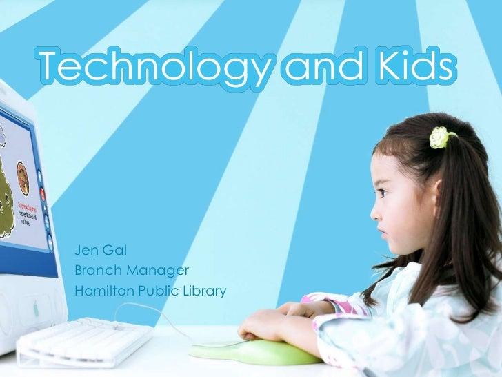 Jen Gal<br />Branch Manager <br />Hamilton Public Library<br />
