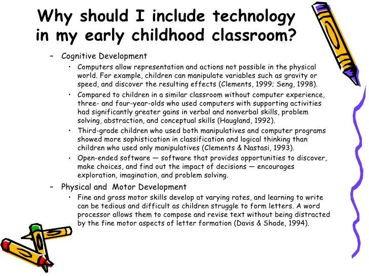 Blocks to Robots: Learning with Technology in the Early ...  Early Childhood Technology