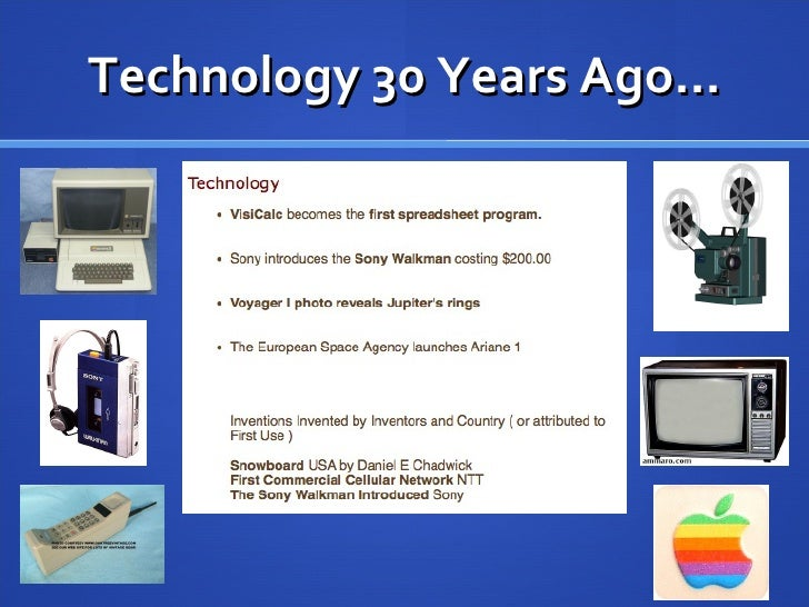 20 Years of Computing: Comparing 1995's tech to 2015's