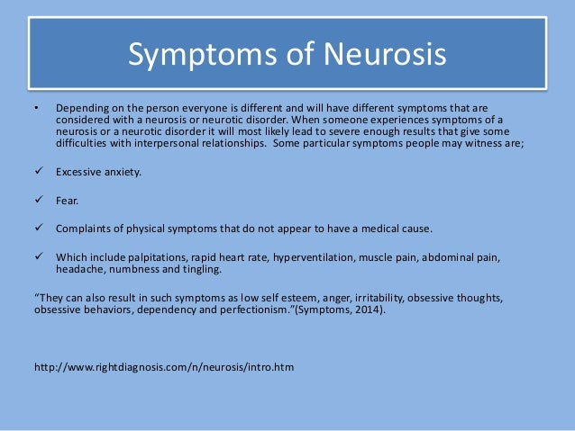 20 examples of neurotic behavior | betterhelp.
