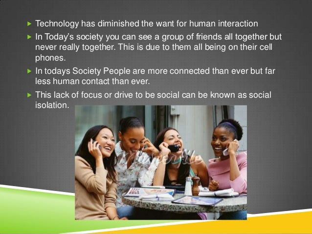 Technology: Alienation in addition to Breach