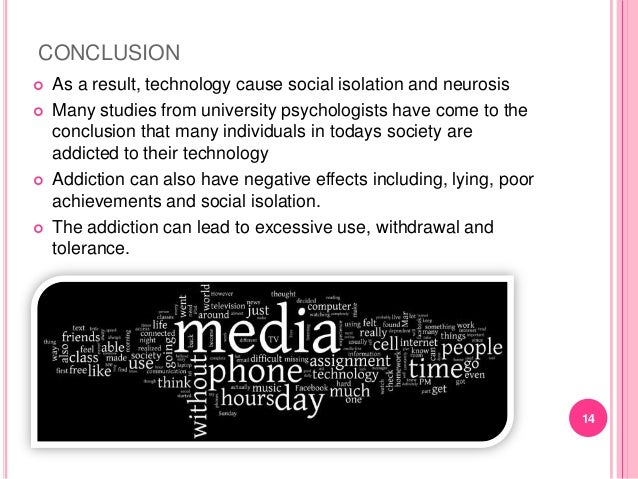 technology and social isolation