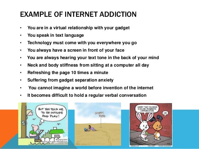 internet addiction facts