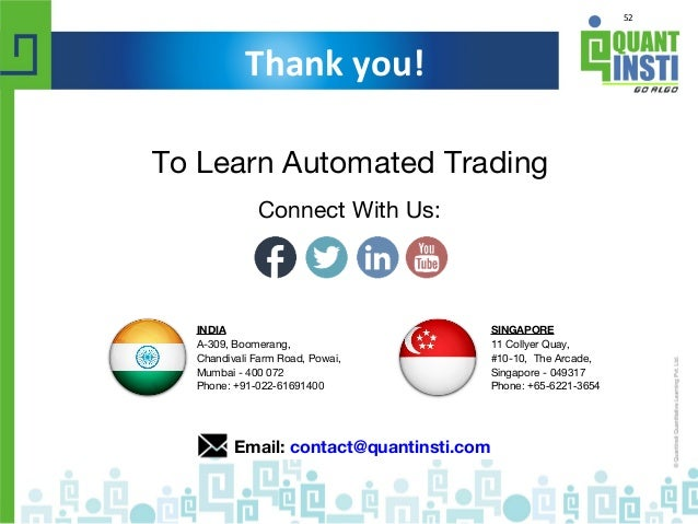 Best automated trading system