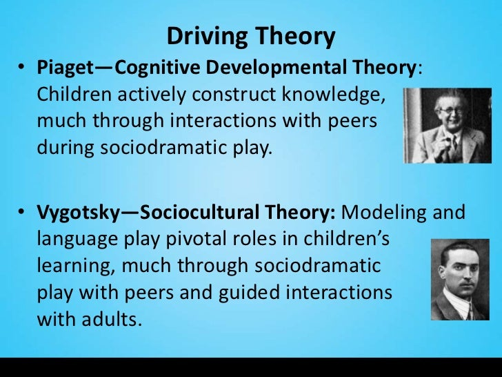 Childrens Play Theories and Contemporary Issues
