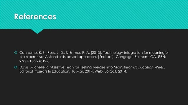 technology integration in a cultural diversity classroom Technology integration explore new tools and strategies for empowering students to fully participate in a connected, technology-rich society  classroom technology.