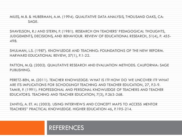 a thousand miles a qualitative research As with all the components of the research methodology the research questions  research design: qualitative,  thousand oaks: sage miles, m.
