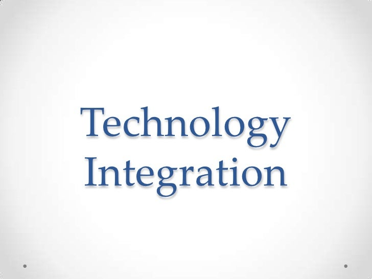 TechnologyIntegration