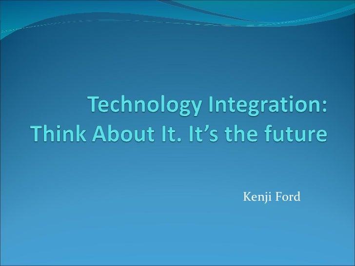 Kenji Ford