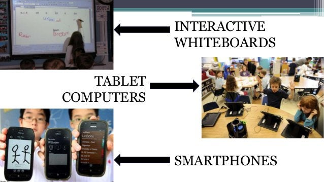Why use technology in our classes?