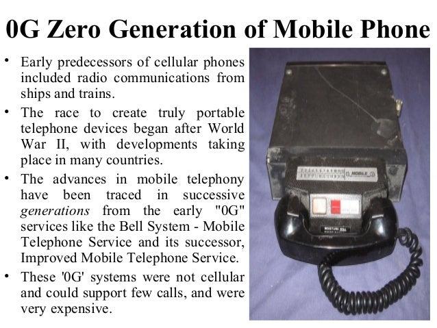 analog cellular phones