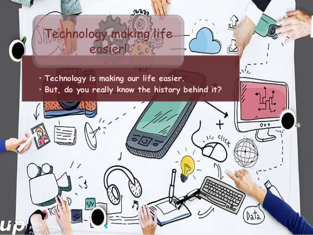 technology and our life Technology plays a vital role in our life and we really can't escape from this fact from kitchen, bedroom, living room, bathroom, to any other place of your home or office, technological equipment's are present in one or the other way.
