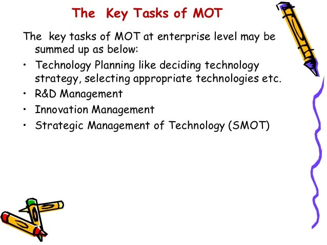 Technology Management Image: Technology Management
