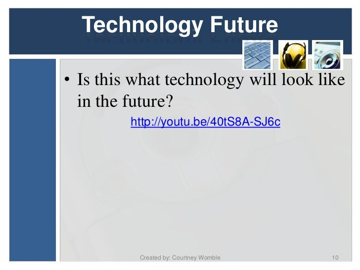 6 Existing Future Technology in the Past