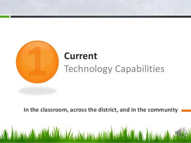 Technology plan 2013 Slide 3