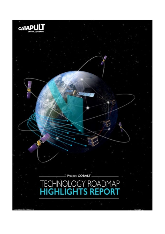 Technology Roadmap Highlight Paper 2015 CATAPULT OPEN 2 Satellite Applications Catapult Ltd., Electron Building, Fermi Ave...