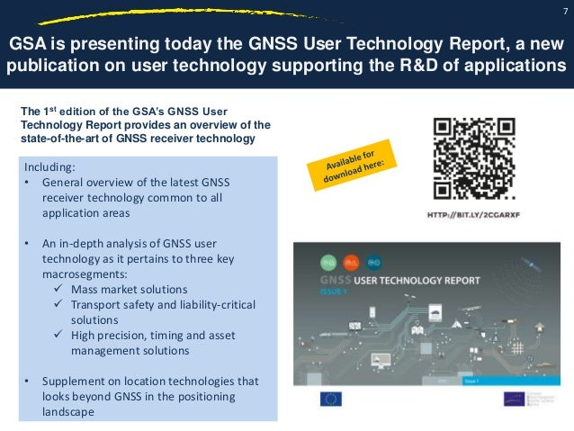 Technology Trends Impacting the GNSS R&D