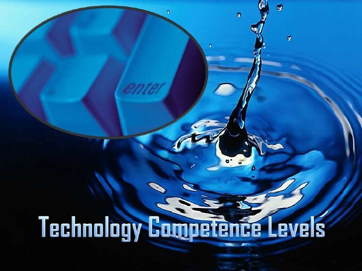 Technology Competence Levels<br />