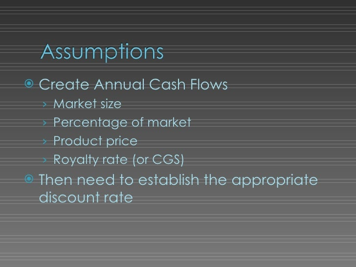 relationship between valuation and cost of capital