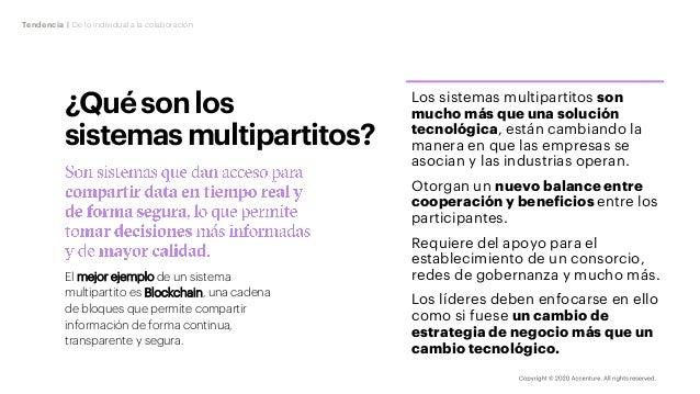 ¿Quésonlos sistemasmultipartitos? Tendencia | De lo individual a la colaboración El mejor ejemplo de un sistema multiparti...