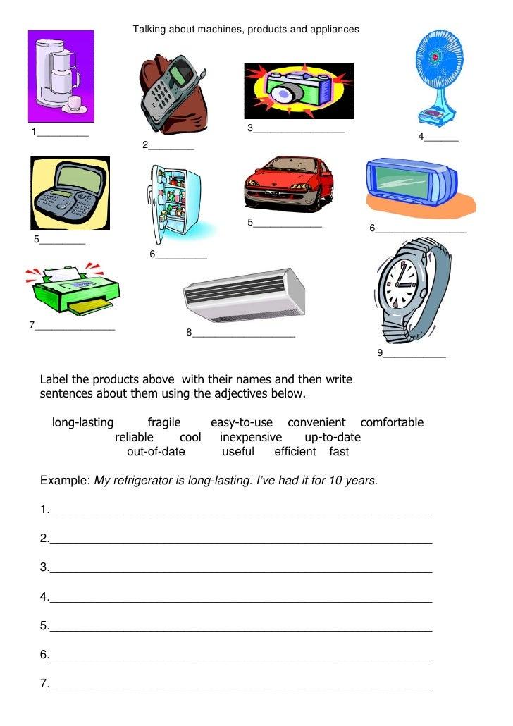 Technology Worksheet - Checks Worksheet