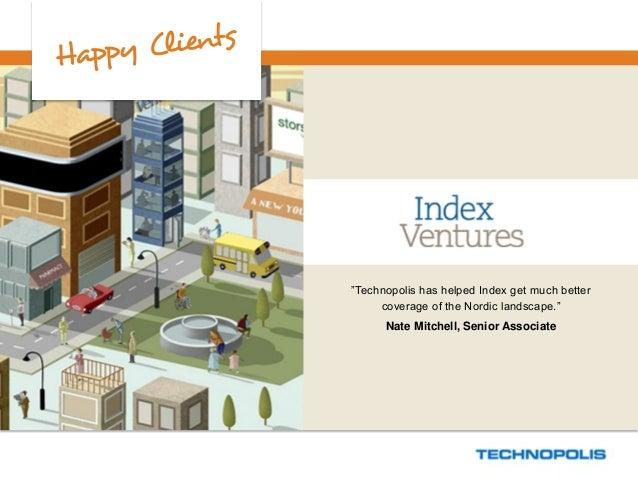 Matchmaking in business park context case Technopolis - CORE Reader