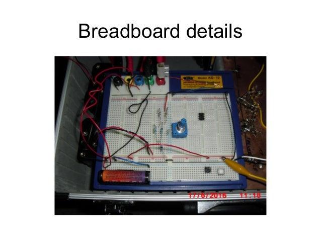 Breadboard details